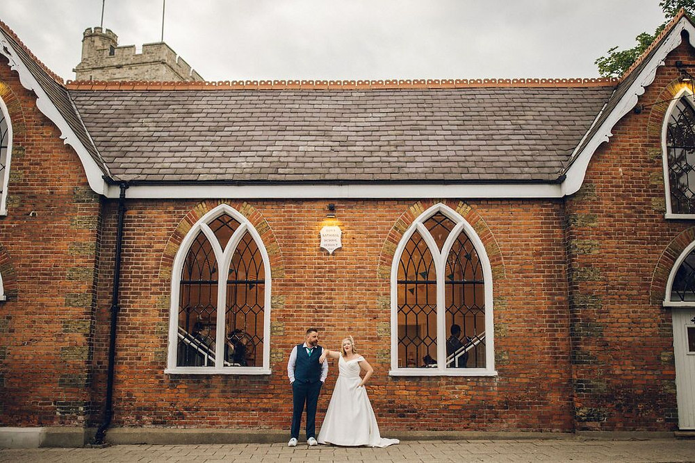Unique intimate wedding venue in Essex