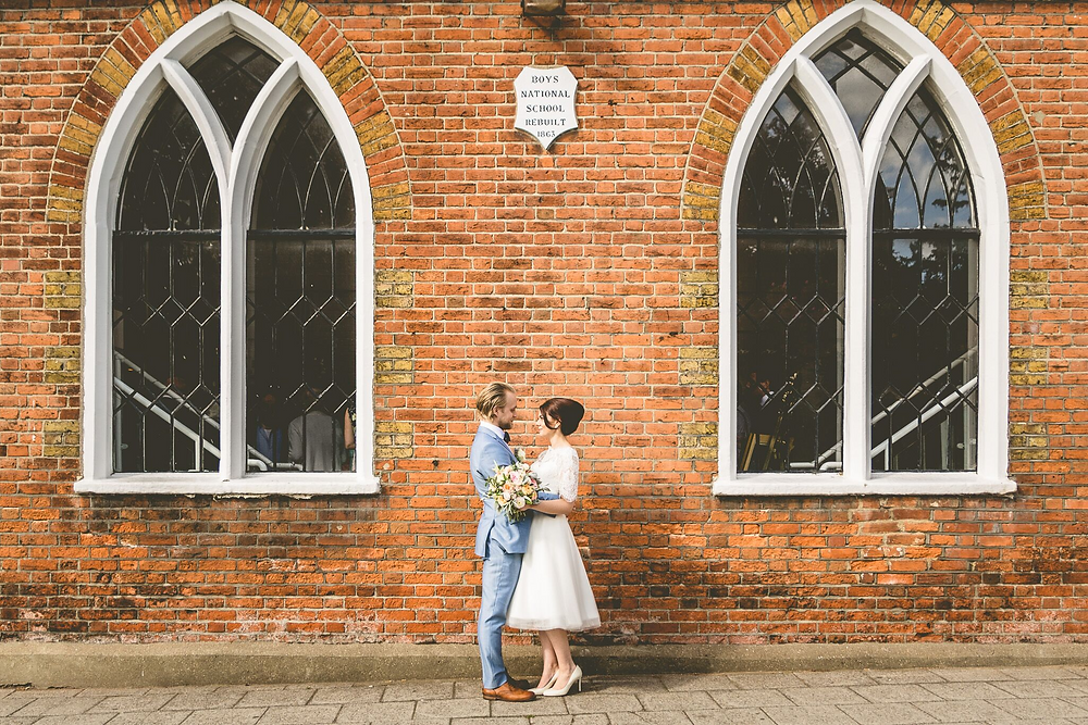 Vintage wedding venue, The Old Parish Rooms