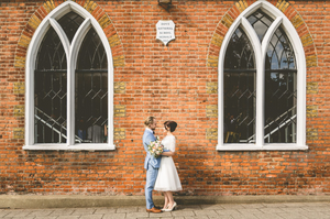 Vintage wedding venue, The Old Parish Rooms