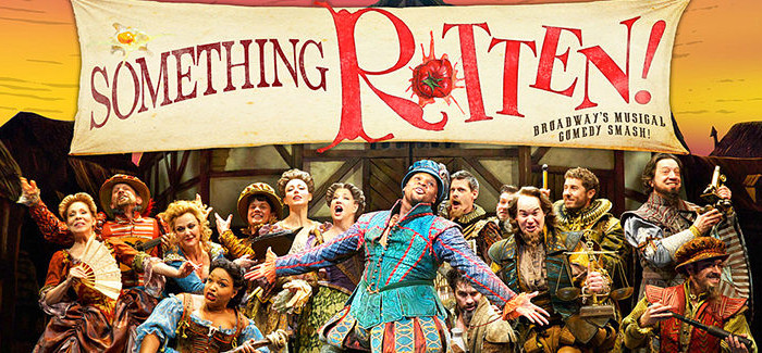 Something Rotten @ 5th Ave Theatre