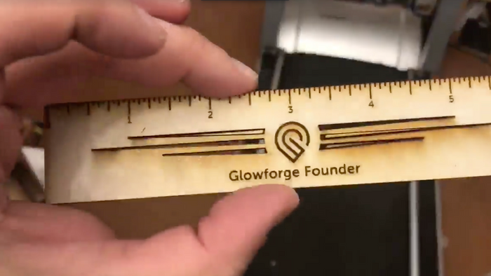 The Glowforge Pro has arrived