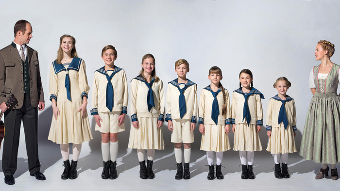 Sound of Music @ 5th Ave Theatre
