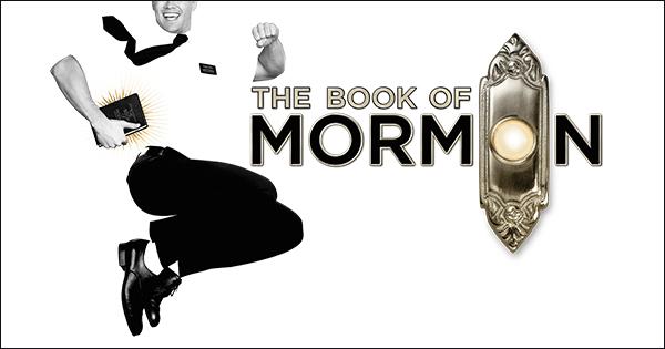 Book of Mormon @ Paramount