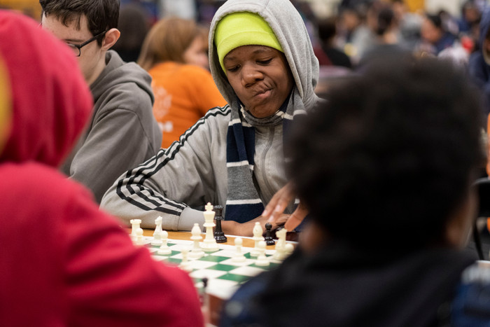 MLK Chess Tournament, Atlanta
