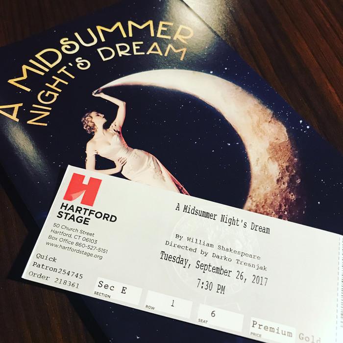 Midsummer Night's Dream @ Hartford Stage