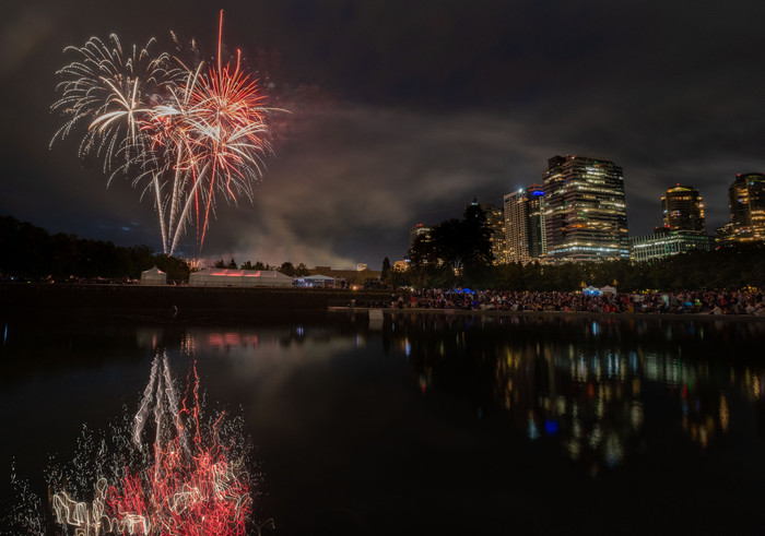 Bellevue, WA 4th of July