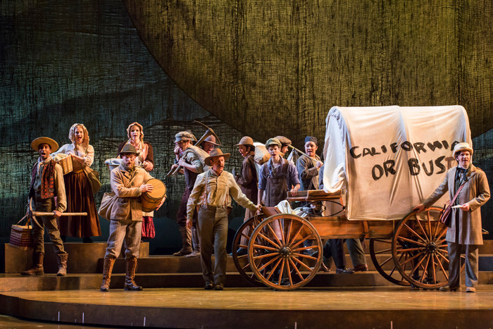 Paint Your Wagon @5th Ave Theatre