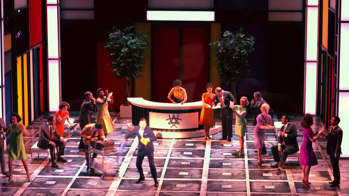 How to Succeed in Business Without Really Trying @ 5th Ave Theatre