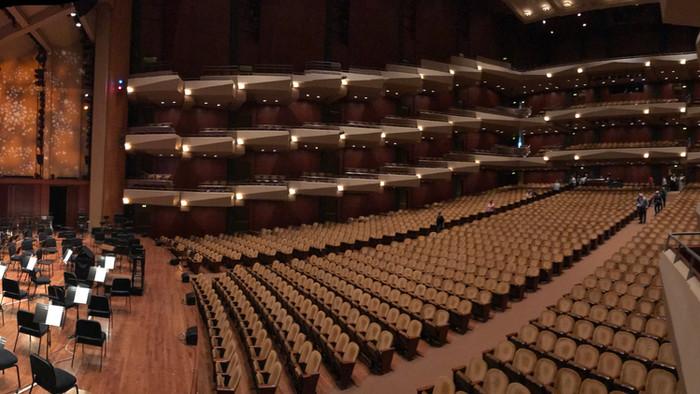 2001 @ Seattle Symphony