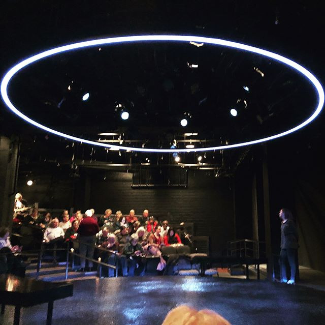 Theater Works, Hartford CT, Constellations