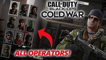 ColdWar UnlockTool