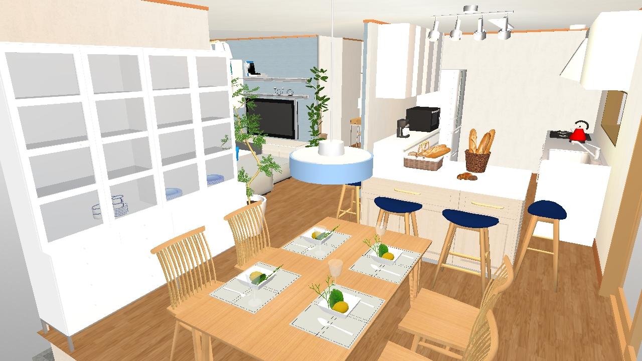 パン教室 キッチン4