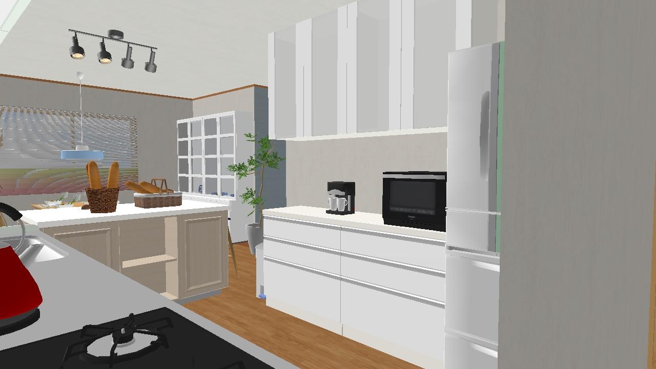 パン教室 キッチン2