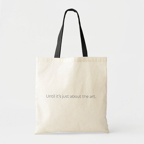 Pen + Brush Tagline Tote