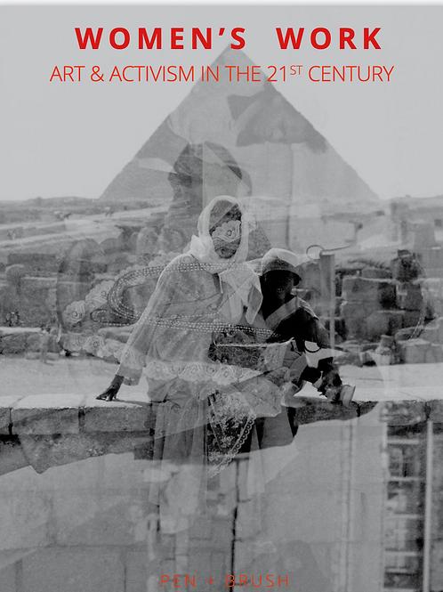Women's Work: Art & Activism in the 21st Century Catalogue