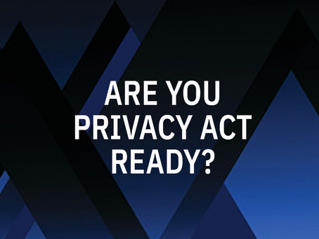 Are you Privacy Act ready?