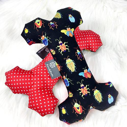 Dog Bone Squeaky Toy