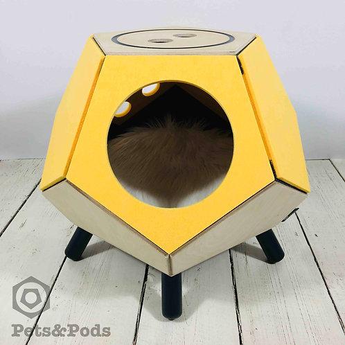 Pento - Yellow & Ply Wood