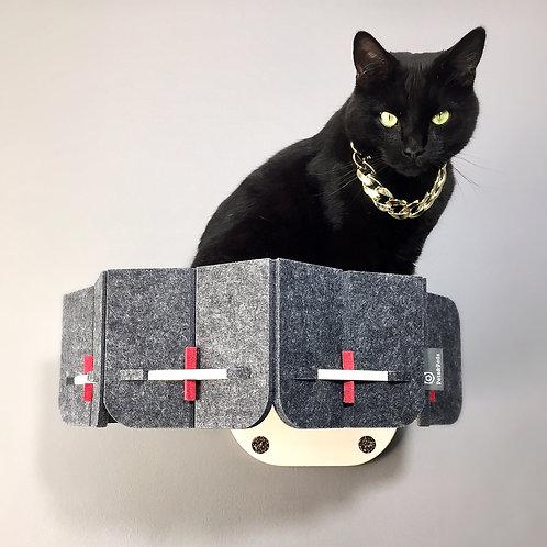 YO SHELF wall mounted cat shelf