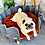 Thumbnail: BISCUIT raised pet bed