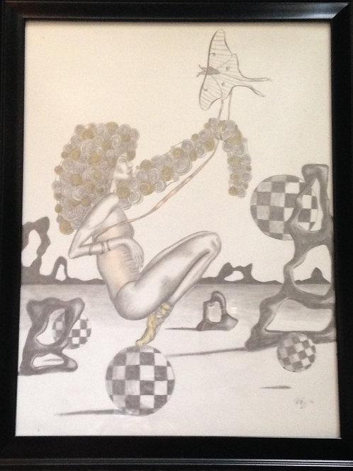 Sketch: Waltzing on Through