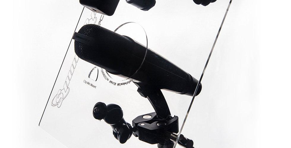 Executive Pro Series II + Chromatic Tuner + Phone/GoPro Type Mount