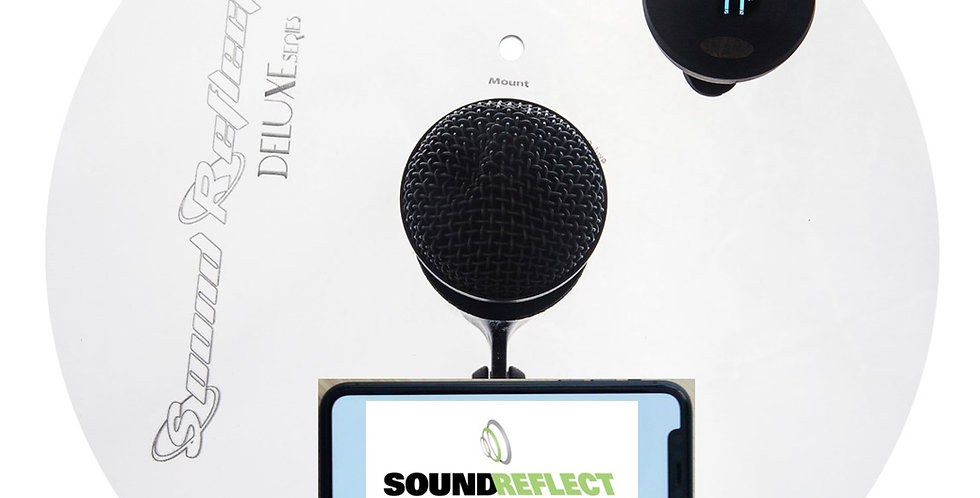 Deluxe Series I + Tuner (Chromatic) + Phone/GoPro Type Mount
