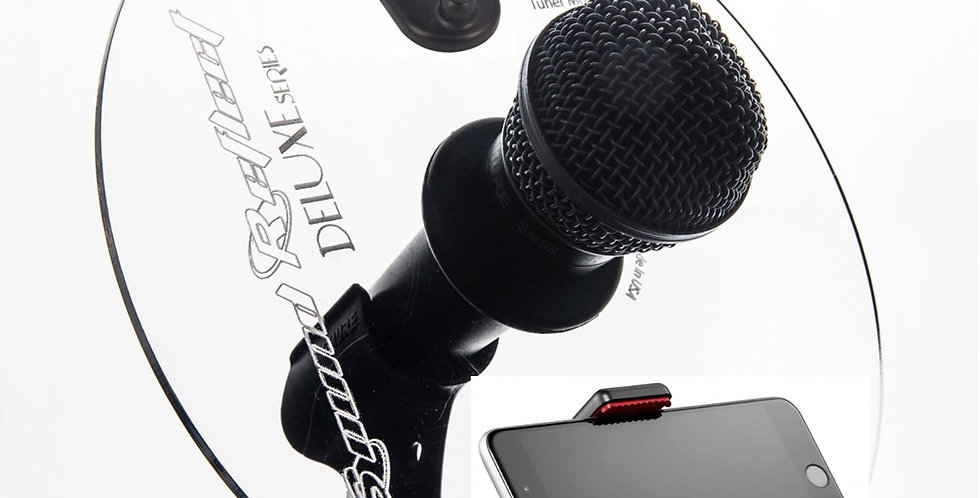 Deluxe Series 1 + Mini-Camera + Phone/GoPro Type Mount