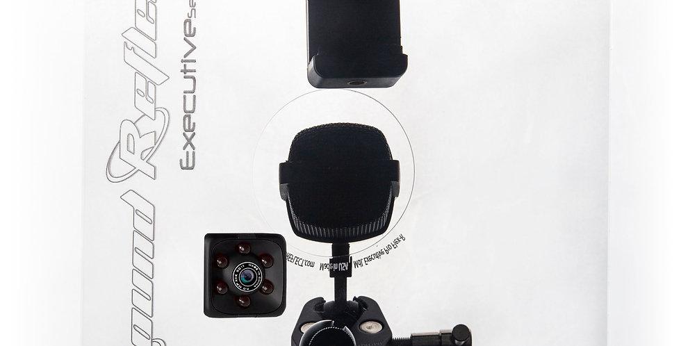 Executive Pro Series II + Mini-Camera + Phone/GoPro Type Mount