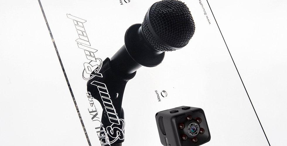 Deluxe Series II + Mini-Camera