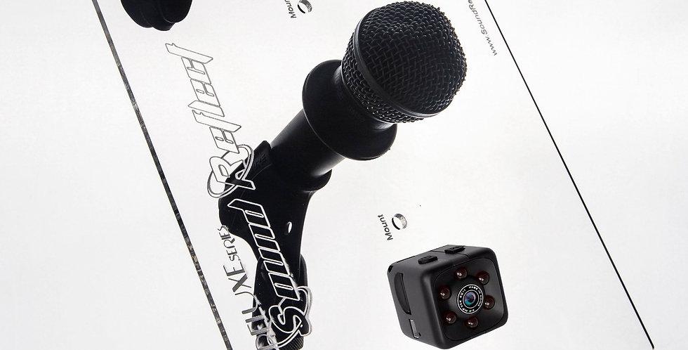 Deluxe Series II + Tuner (Chromatic) + Mini-Camera
