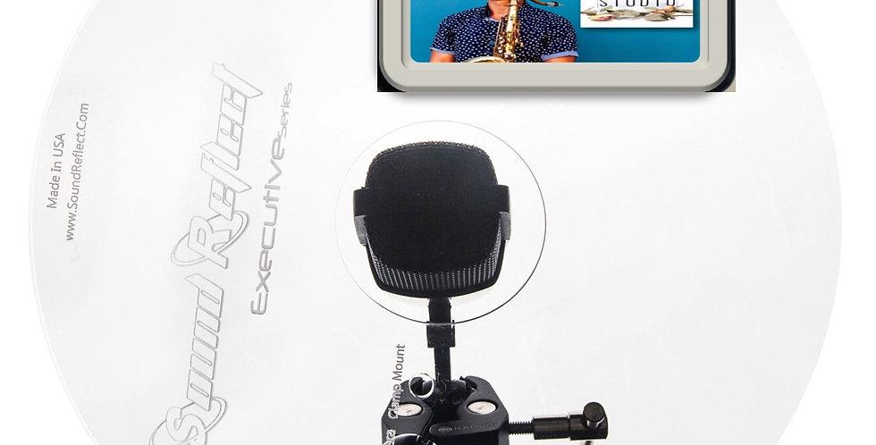 Executive Series I + Mini-Camera + Phone Mount