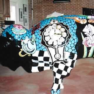 Buffalo for Midland, Texas park
