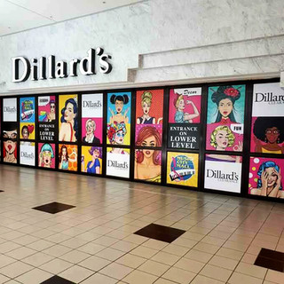 Dillards Door Wrap