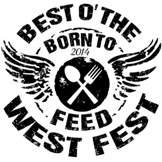 Best of the West Fest logo