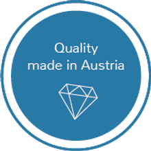 Quality made in Austria