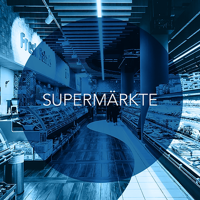 SurfaceCleaner-100 Anwendungsgebiete: Supermärkte