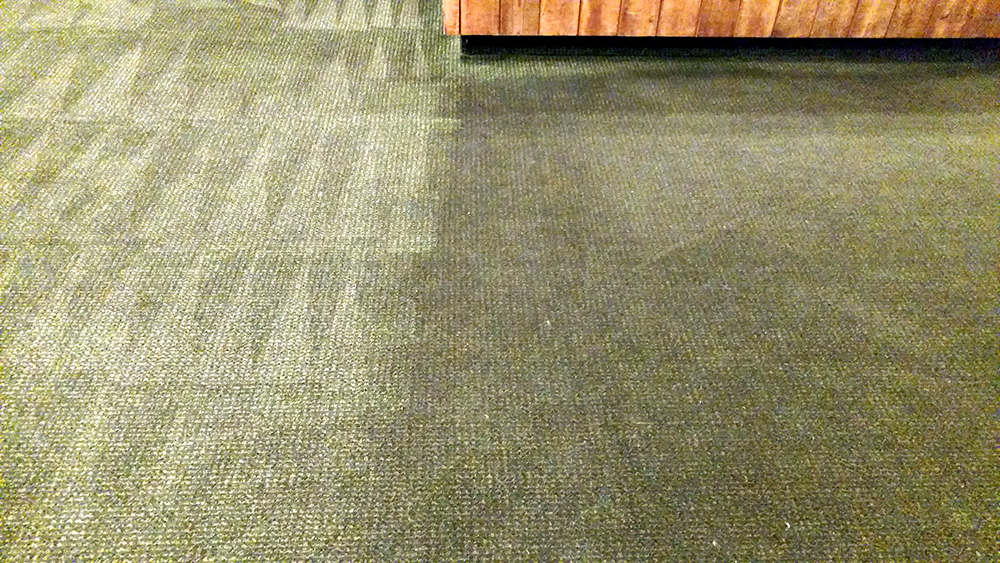 Dirty and Clean Carpets