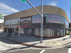 2 E Valley Blvd Alhambra Retail Space for Lease; Corner Space