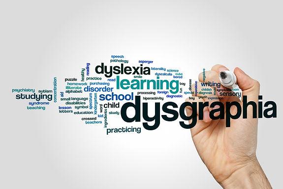 Dysgraphia Assessment