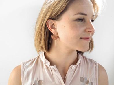 Boucles d'oreilles Fairmount 1