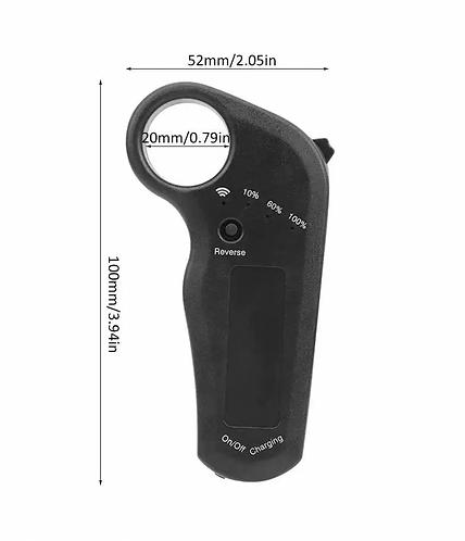Alpha 1 & 2 Remote control