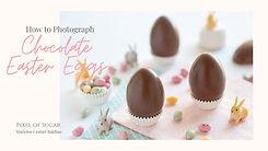 English - Como fotografar ovos de Páscoa