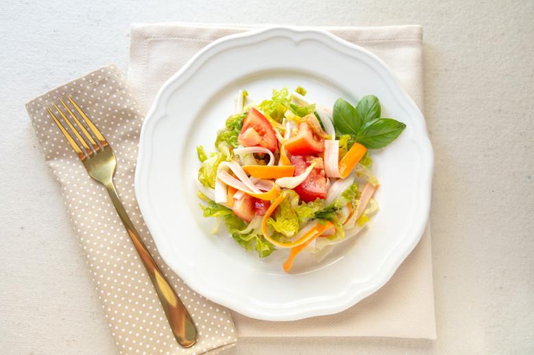 health salad photography