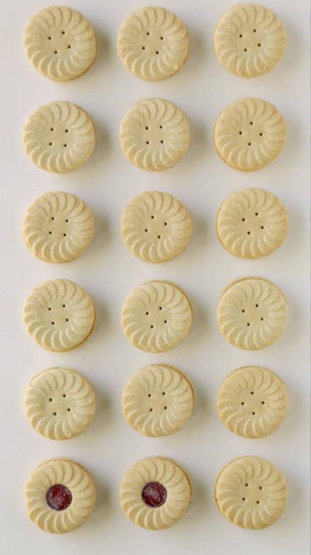 Stop motion - cookie com geleia editado