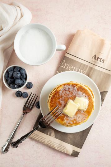 good morning pancake