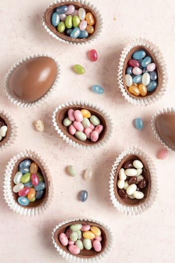 Food photography - pixel of sugar