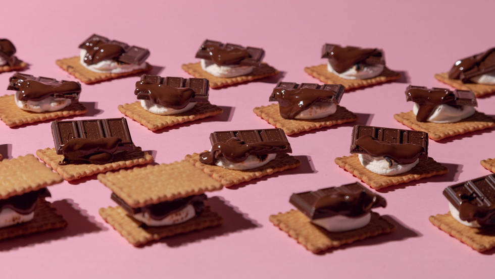 Stop motion - S'mores factory