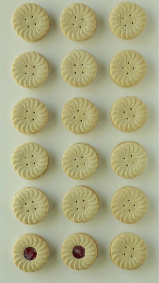 Stop motion - cookie com geleia.mp4