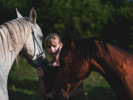 Konji in otroci - nerazdružljivi prijatelji